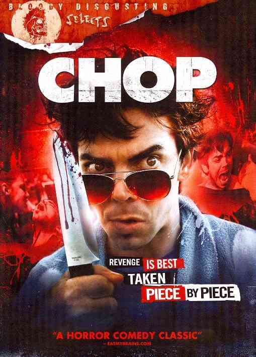 CHOP BY MUSKATELL,TIMOTHY (DVD)